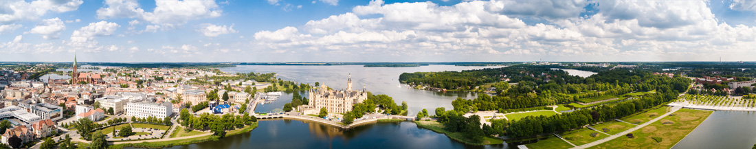 Schwerin Panorama - Zimmermann Immobilien